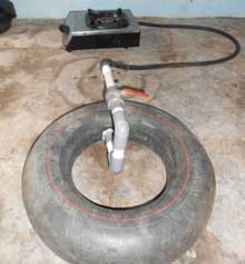uji-biogas-dengan-kompor-gas